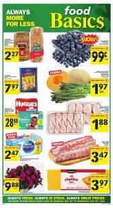 Food Basics Flyer Special Sale 26 May 2019