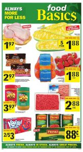 Food Basics Flyer Special Sales 4 May 2019