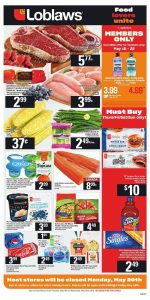 Loblaws Flyer Daily Deals 17 May 2019