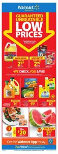 Walmart Flyer Special Deals 2 Jun 2019