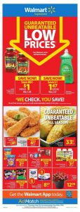 Walmart Flyer Special Prices 25 May 2019
