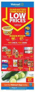 Walmart Flyer Special Sale 5 May 2019
