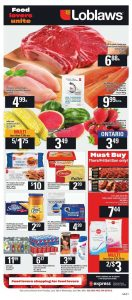 Loblaws Flyer Special Sale 18 Jun 2019