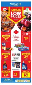 Walmart Flyer Canada Day Deals 30 Jun 2019