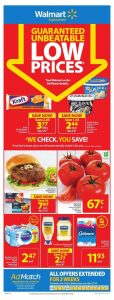 Walmart Flyer Special Deals 15 Jun 2019