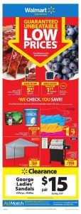 Walmart Flyer Special Deals 23 Jun 2019