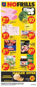 No Frills Flyer Great Buys 19 Jul 2019