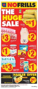No Frills Flyer Special Sale 2 Aug 2019