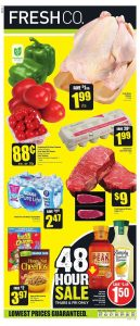 FreshCo Flyer Special Deals 16 Aug 2019