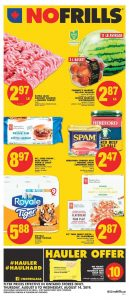 No Frills Flyer Special Deals 9 Aug 2019