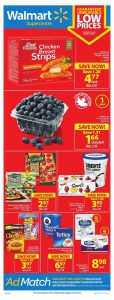 Walmart Flyer Weekly Sale 17 Aug 2019