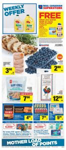 Real Canadian Superstore Flyer Special Deals 4 Jun 2020