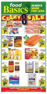 Food Basics Flyer Special Deals 2 Jul 2020