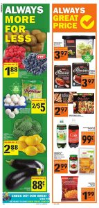 Food Basics Flyer Weekly Offers 9 Jul 2020