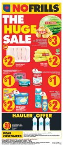 No Frills Flyer Weekly Offers 01 Aug 2020