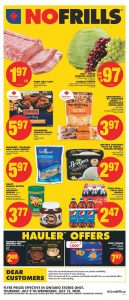 No Frills Flyer Weekly Offers 11 Jul 2020