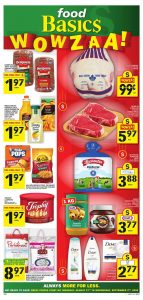 Food Basics Flyer Special Deals 27 Aug 2020