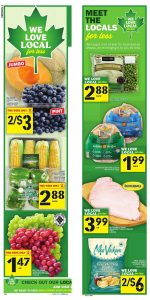 Food Basics Flyer Weekly Offers 14 Aug 2020