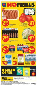 No Frills Flyer Weekly Deals 09 Aug 2020