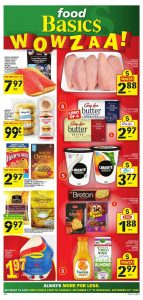 Food Basics Flyers Special Deals 23 Sept 2020