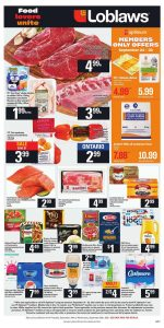 Loblaws Flyer Special Deals 30 Sept 2020