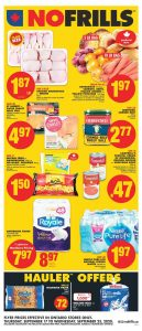No Frills Flyer Great Deals 22 Sept 2020