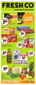 FreshCo Flyer Special Sales 9 Oct 2020