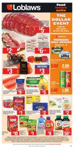 Loblaws Flyer Weekly Sale 18 Oct 2020