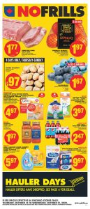 No Frills Flyer Special Sales 16 Oct 2020
