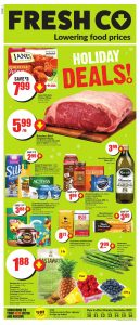 FreshCo Flyer Special Sale 12 Dec 2020