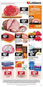 Loblaws Flyer Christmas Deals 25 Dec 2020
