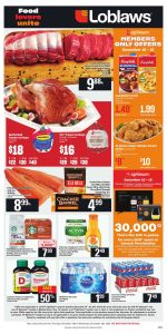 Loblaws Flyer Special Sale 13 Dec 2020