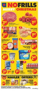No Frills Flyer Special Deals 26 Dec 2020