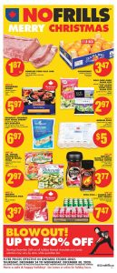 No Frills Flyer Special Sale 1 Jan 2021