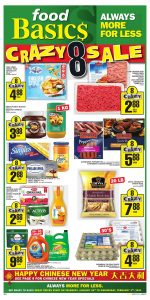 Food Basics Flyer Weekly Sale 7 Feb 2021