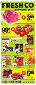 FreshCo Flyer Weekly Sale 21 Mar 2021