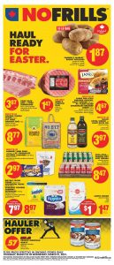 No Frills Flyer Special Sales 31 Mar 2021
