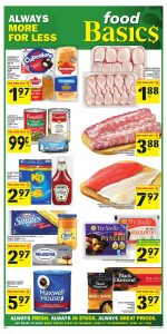 Food Basics Flyer Special Sale 7 Apr 2021
