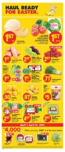No Frills Flyer Special Sales 2 Apr 2021