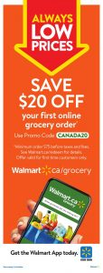 Walmart Flyer Special Sales 12 Apr 2021