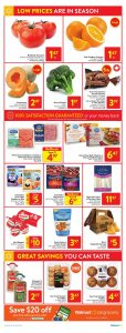 Walmart Flyer Weekly Sale 19 Apr 2021