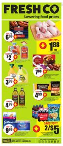 FreshCo Flyer Special Sales 13 May 2021