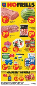 No Frills Flyer Special Sale 9 May 2021