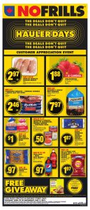 No Frills Flyer Weekly Sale 5 May 2021