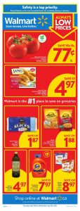 Walmart Flyer Weekly Sale 2 May 2021