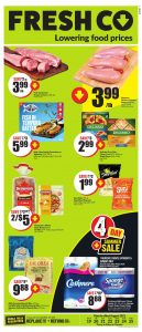 FreshCo Flyer Special Offers 22 Aug 2021