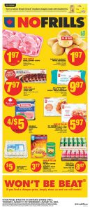 No Frills Flyer Special Offers 15 Aug 2021